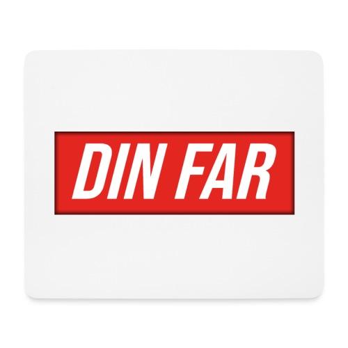 DIN FAR - Mousepad (bredformat)