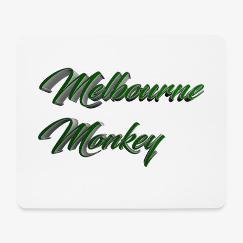 Melbourne Monkey 2 - Tapis de souris (format paysage)