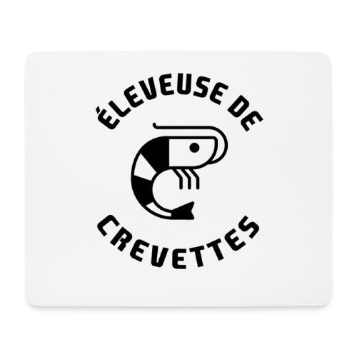 ÉLEVEUSE DE CREVETTES CBS - Tapis de souris (format paysage)