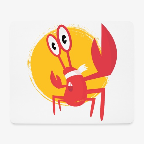lobster - Tapis de souris (format paysage)