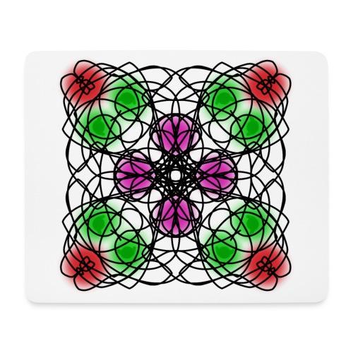 fleur - Tapis de souris (format paysage)