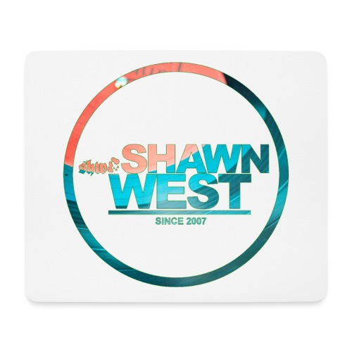 SHAWN WEST DISC JOKEY STYLE - Mousepad (Querformat)