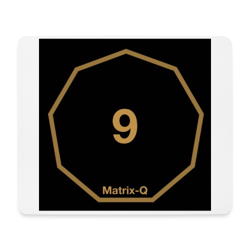 Matrix-Q Mug 9 - Mouse Pad (horizontal)