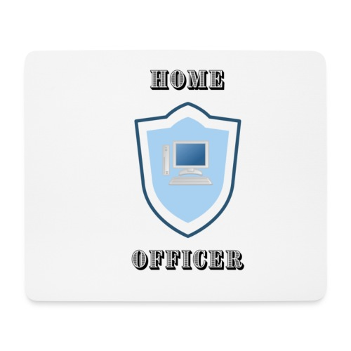 HOME-OFFICER 1 - Mousepad (Querformat)