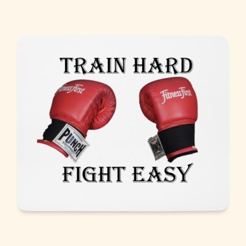 Kampfsport Training Boxen - Mousepad (Querformat)