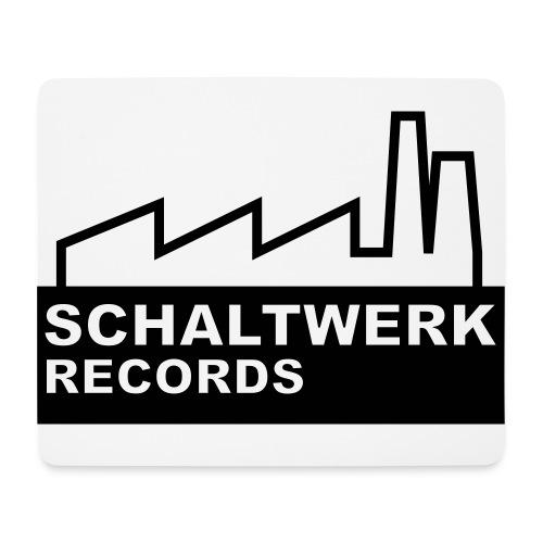 schaltwerk logo orginal - Mousepad (Querformat)