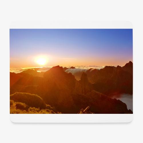 Sunset - Mousepad (Querformat)