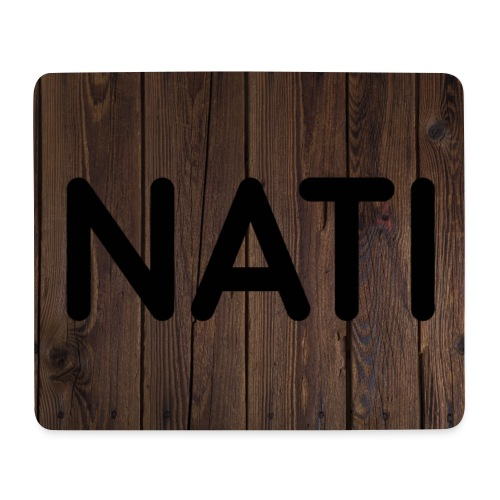 NATI - Mousepad (bredformat)