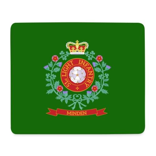 51st Main Logo - Mouse Pad (horizontal)