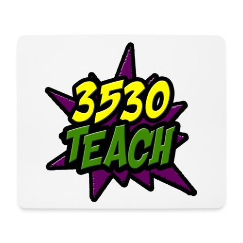 logo 3530teach - Tapis de souris (format paysage)