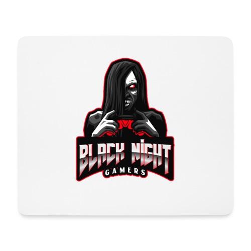 BLACK NIGHT GAMERS - Musmatta (liggande format)