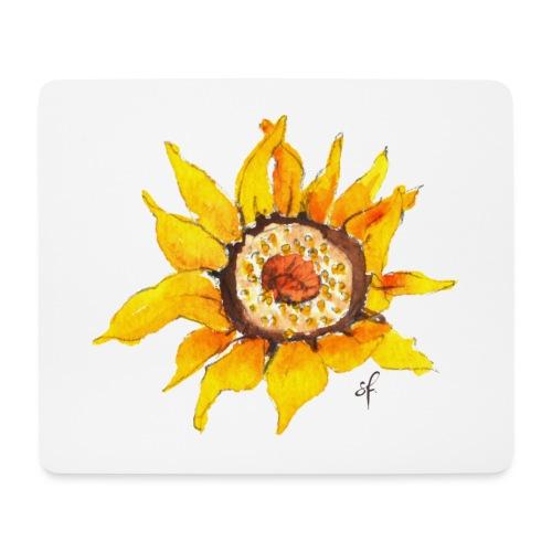 Sonnenblume - Mousepad (Querformat)
