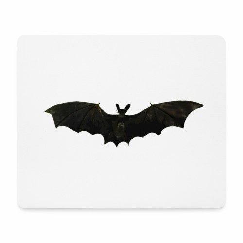 Fliegende Fledermaus - Mousepad (Querformat)