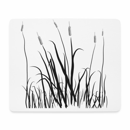 The grass is tall - Tappetino per mouse (orizzontale)