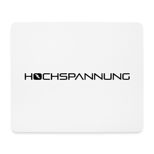 HOCHSPANNUNG - Bright Collection - Mousepad (Querformat)