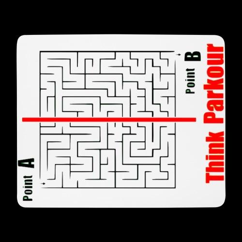 maze - Mouse Pad (horizontal)
