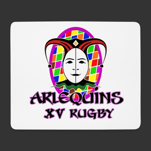 Arlequins Beauvais - Tapis de souris (format paysage)