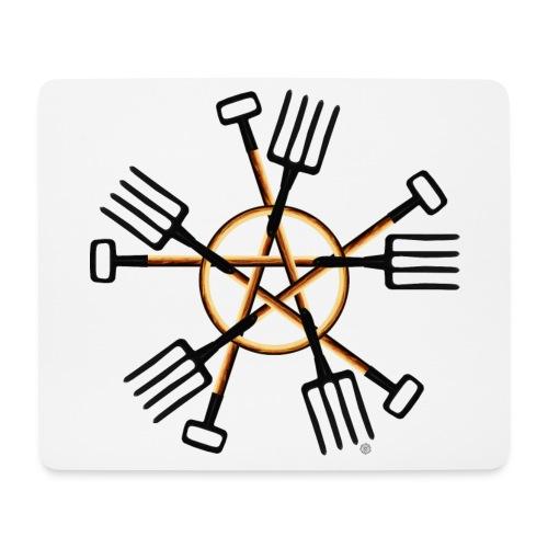 PAGAN GARDENER - Mouse Pad (horizontal)
