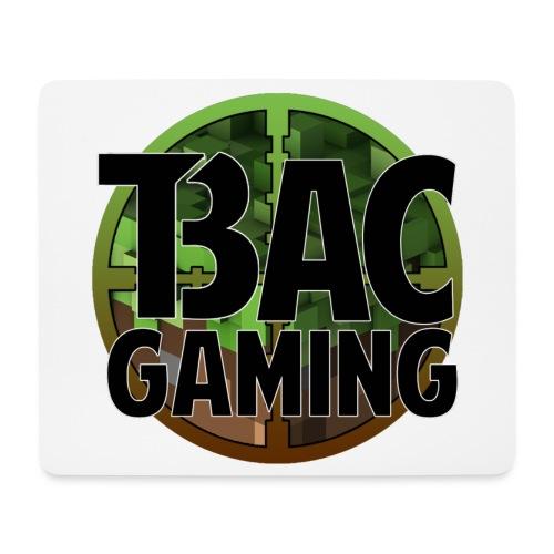 T.B.A.C Logo 4k - Mouse Pad (horizontal)