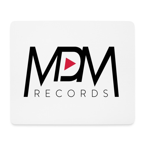 MDM Records - Tappetino per mouse (orizzontale)