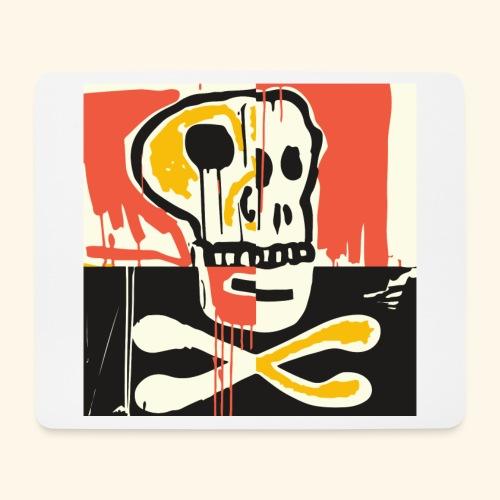 Memento - Tapis de souris (format paysage)