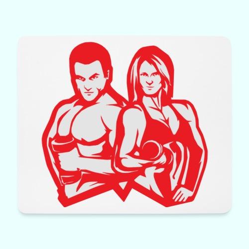 Man & woman NLB - Hiirimatto (vaakamalli)