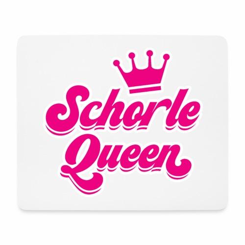Schorle Queen - Mousepad (Querformat)