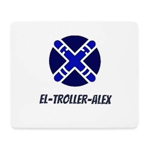 DISEÑO EL TROLLER ALEX EVO - Alfombrilla de ratón (horizontal)
