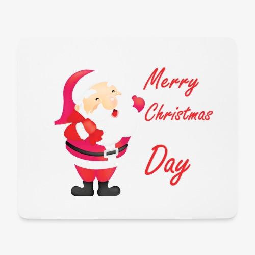 Merry Christmas Day Collections - Tapis de souris (format paysage)