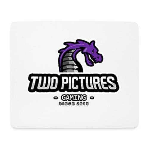 TwoPictures Gaming - Orange Logo 2017 - Mousepad (Querformat)