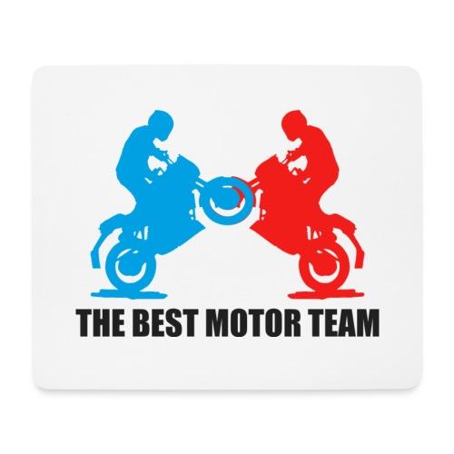 Najlepszy zespół motocyklistów - Podkładka pod myszkę (orientacja pozioma)