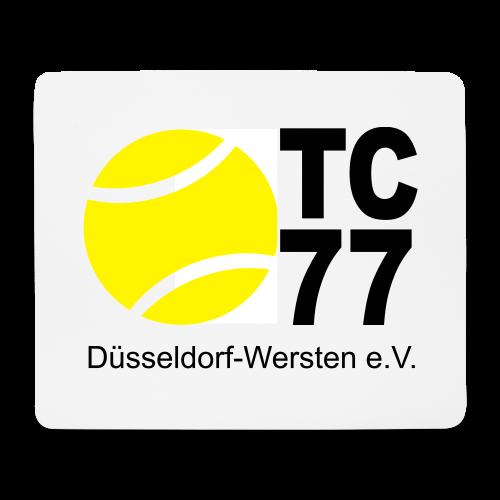 TC 77 Logo - Mousepad (Querformat)