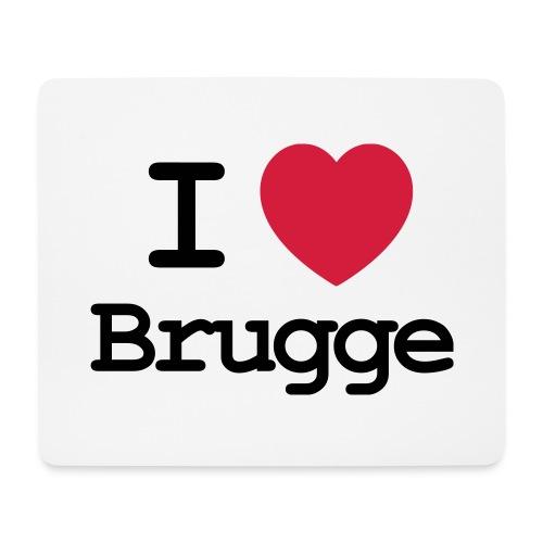 I love Brugge - Muismatje (landscape)