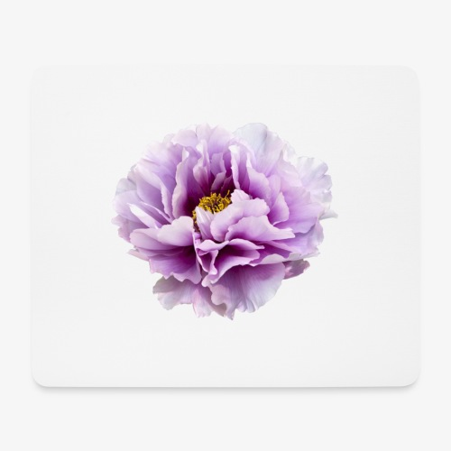 Peonies power - Tappetino per mouse (orizzontale)