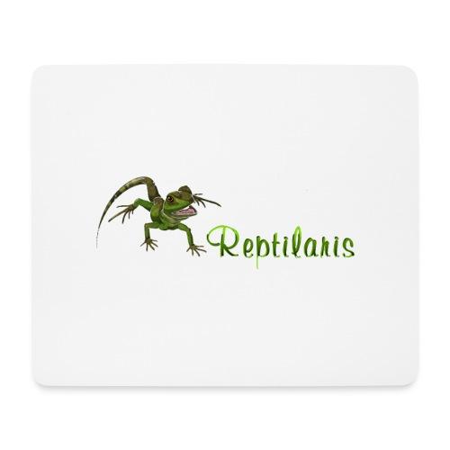 Reptilaris - Tapis de souris (format paysage)