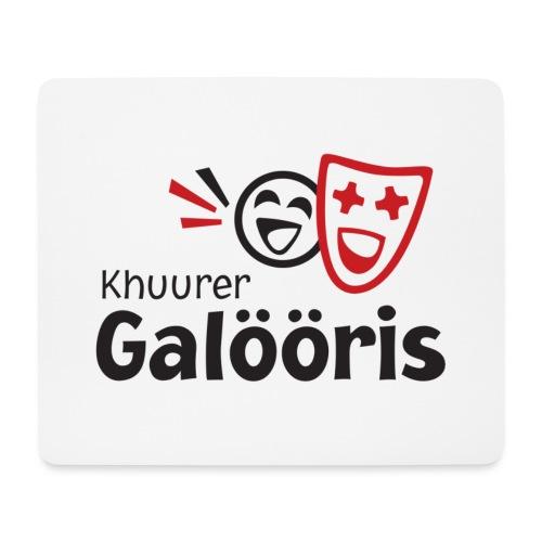 Khuurer Galööris - Mousepad (Querformat)
