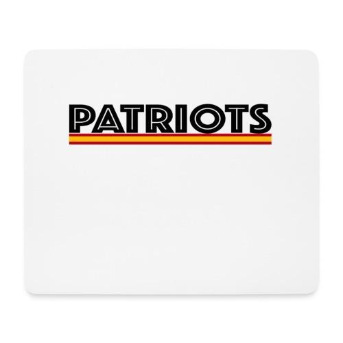 patriots españa - Alfombrilla de ratón (horizontal)