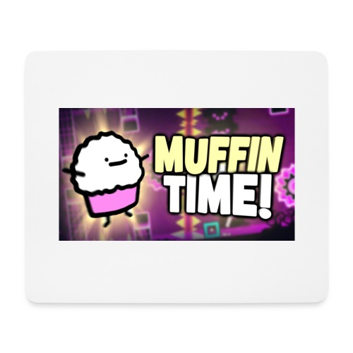 Its Muffin Time 2 - Mousepad (Querformat)