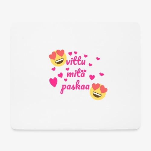 Fuck vad skit - Musmatta (liggande format)