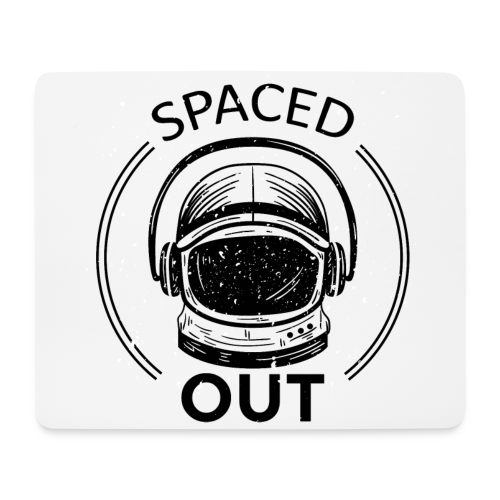 Space Out - Mouse Pad (horizontal)