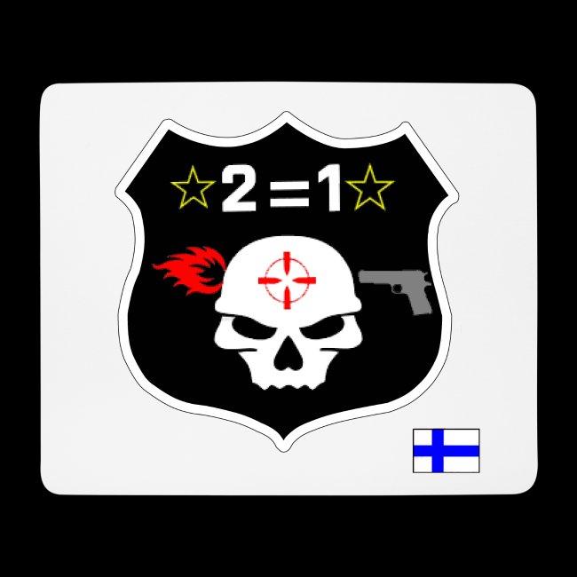 Paita logo selkä VÄRILLINEN png