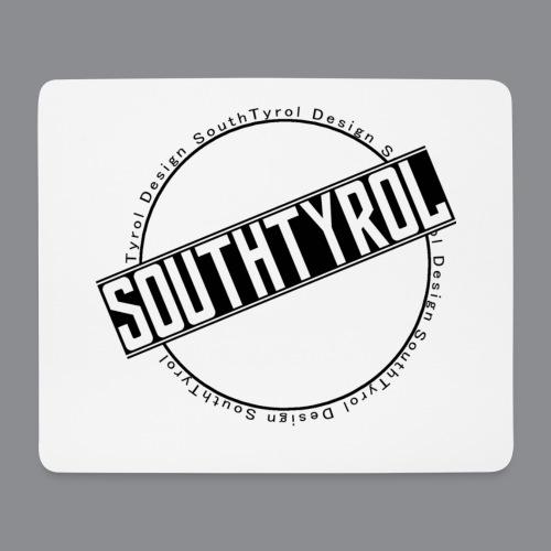 SouthTyrol Kreisform - Mousepad (Querformat)