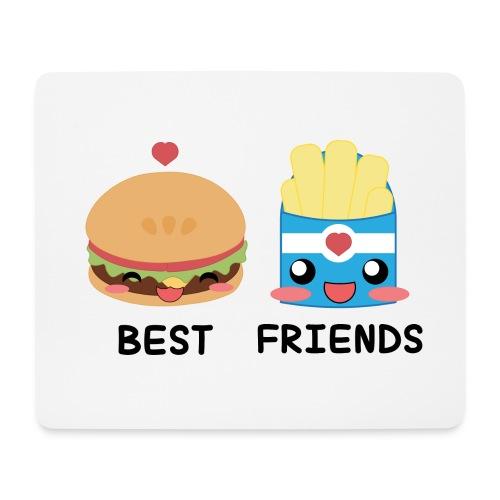 hamburger - Tappetino per mouse (orizzontale)