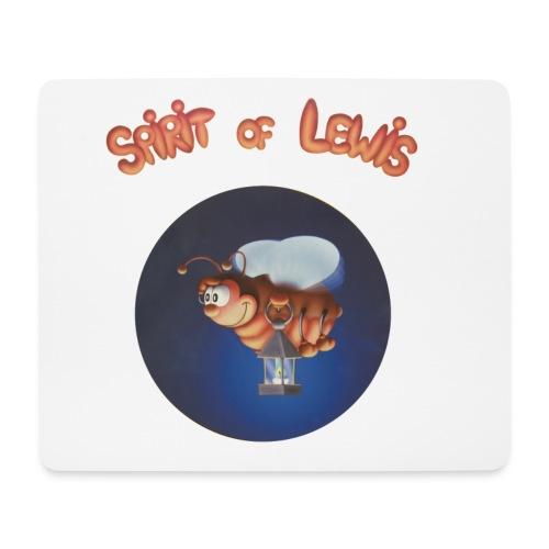 Spirit of Lewis - Tapis de souris (format paysage)