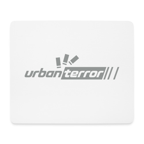 Urban Terror TM 1 color - Mousepad (bredformat)
