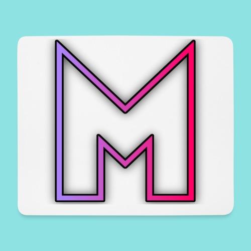 massive m - Mouse Pad (horizontal)