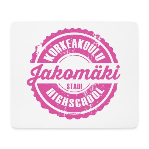77P-JAKOMÄEN KORKEAKOULU - Stadi, Helsinki - Hiirimatto (vaakamalli)