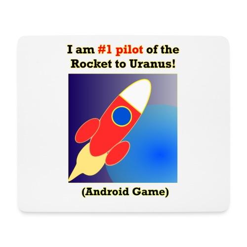 Rocket to Uranus - Hiirimatto (vaakamalli)