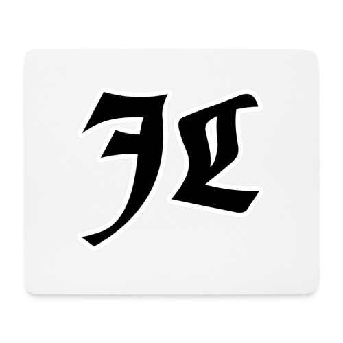 JL Orginal Logo - Mousepad (bredformat)