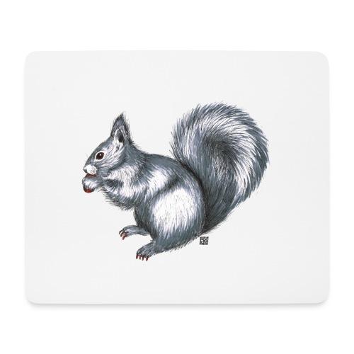 Eichhörnchen - Mousepad (Querformat)